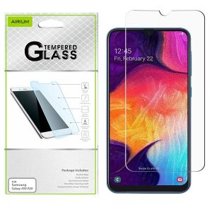 Samsung Galaxy A20 / A30 / A50 - Airium Tempered Glass Screen Protector 2.5d - Clear